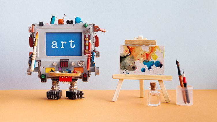 AI and Art, does AI have a place in creativity?