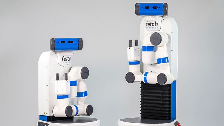 Fetch Robotics are repurposing old warehouse assistance robots with new AI, giving them a new role in the home