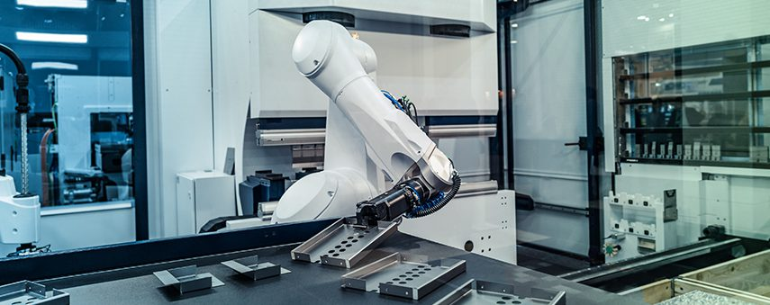 We're in the early stages of Industry 4.0