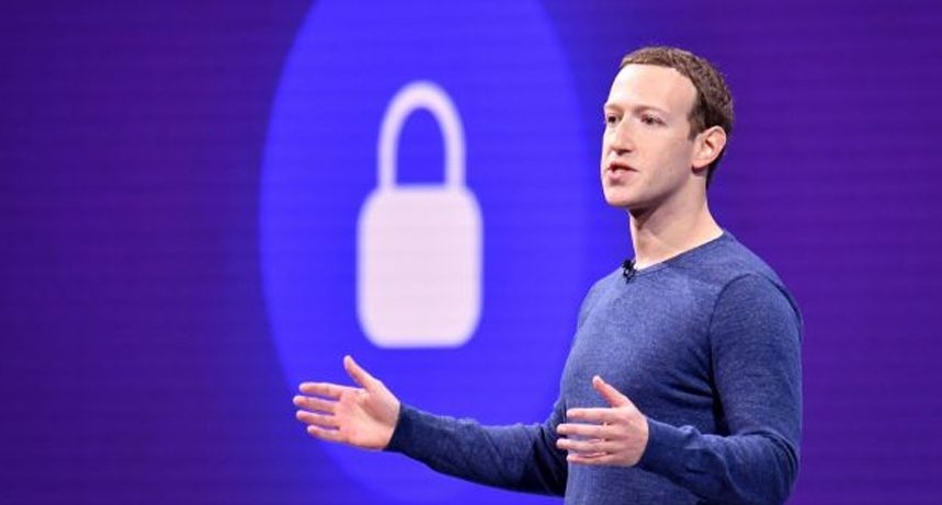 Facebook chief Mark Zuckerberg turned to blockchain when building cryptocurrency, Libra