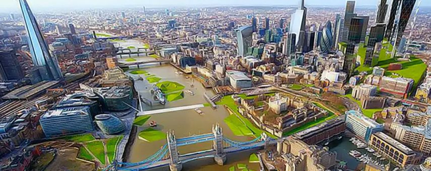 Smart City Britain: What will London look like in 2050?