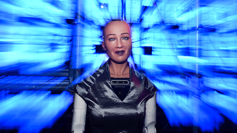 AI robot Sophia said she will destroy humans
