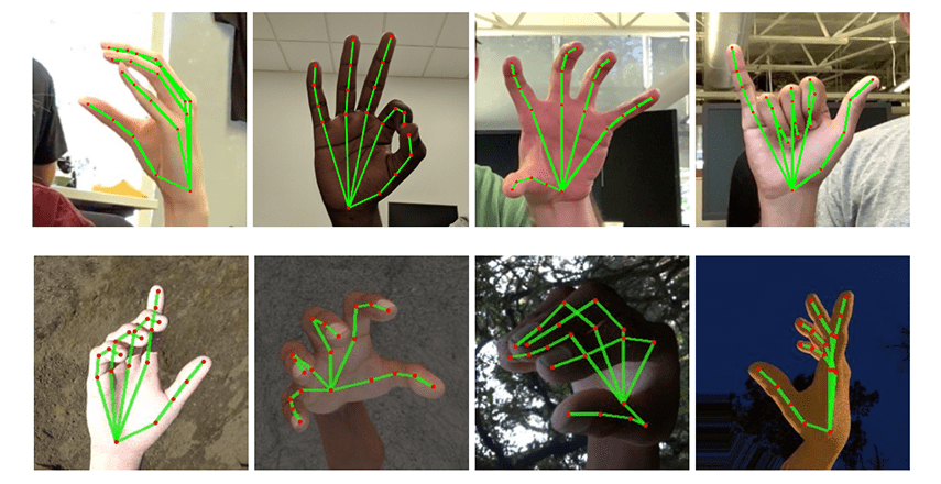 Google, AI, Google translates hand gestures to speech with sign language AI