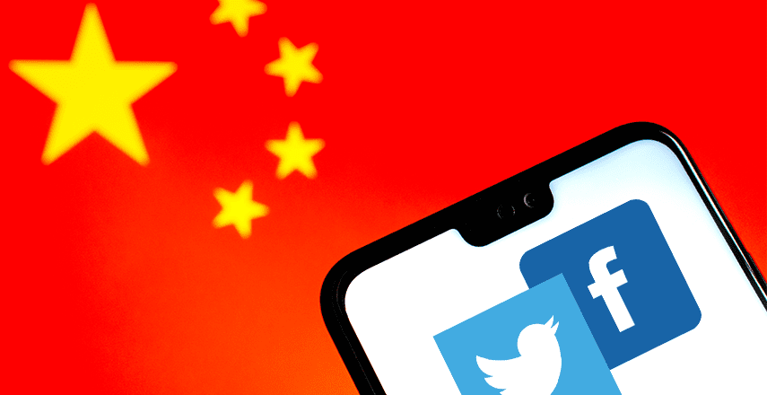 Twitter, Featured News, Twitter, Facebook, Google and Chinese misinformation