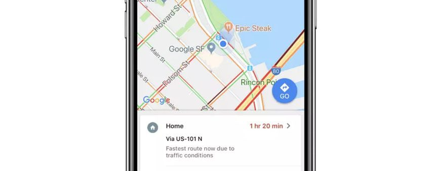 Google Maps Integrates AR Live View Feature | Top Business Tech on