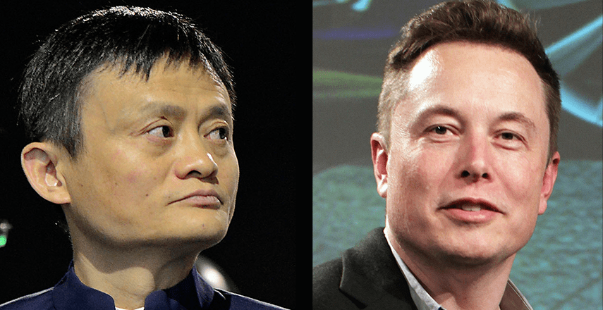 AI, AI, Elon Musk and Jack Ma met at the World AI Conference and didn't quite see eye to eye