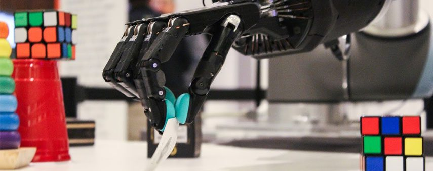 robot hand, AI, Meet the incredible robot hand that could transform remote operations