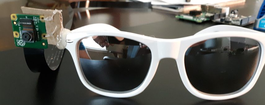 ai shades, AI, Check out the homemade AI shades this software engineer made
