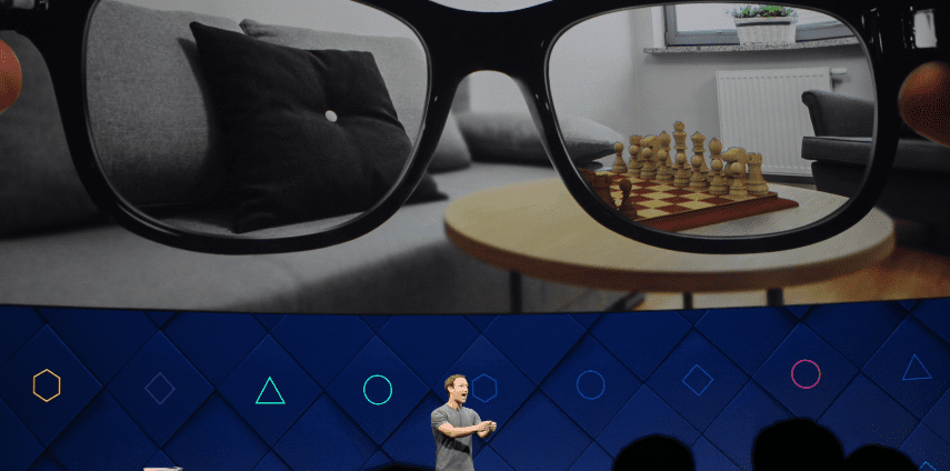smart-glasses, AR, Facebook and Ray-Ban are working on AR smart-glasses