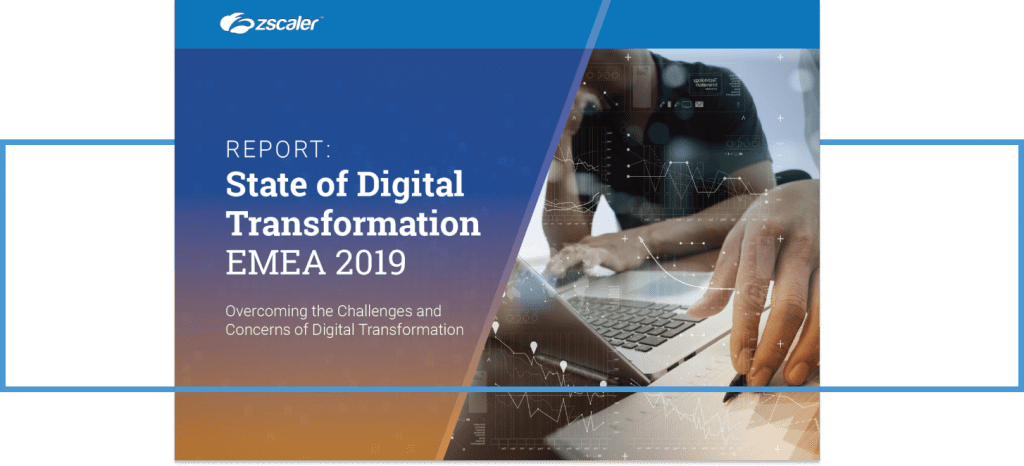 , Whitepapers, The State of Digital Transformation | EMEA 2019