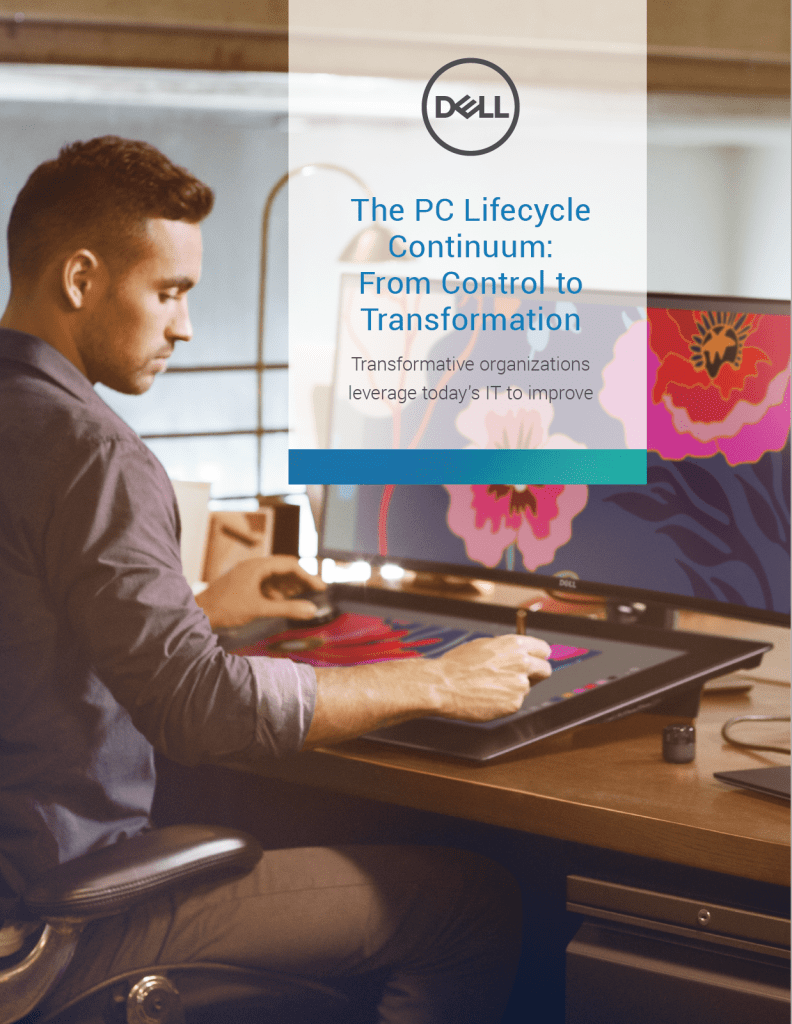 , Whitepapers, The PC Lifecycle Continuum: From Control to Transformation