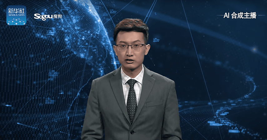 AI, AI, Will AI make news reporters a thing of the past?