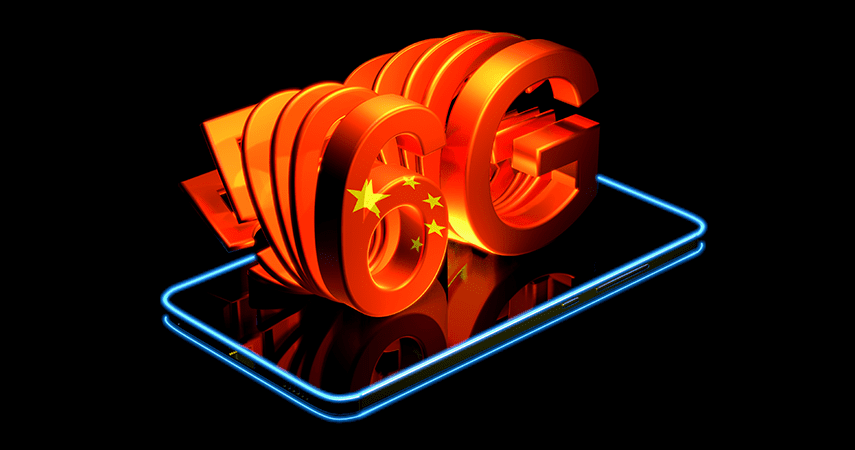 6G, News, China begins 6G research and development