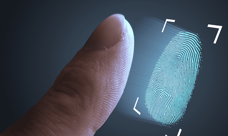 Biometric facial recognition technology