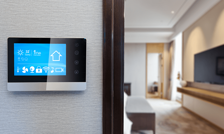 IoT devices are becoming more prominent in the smart home