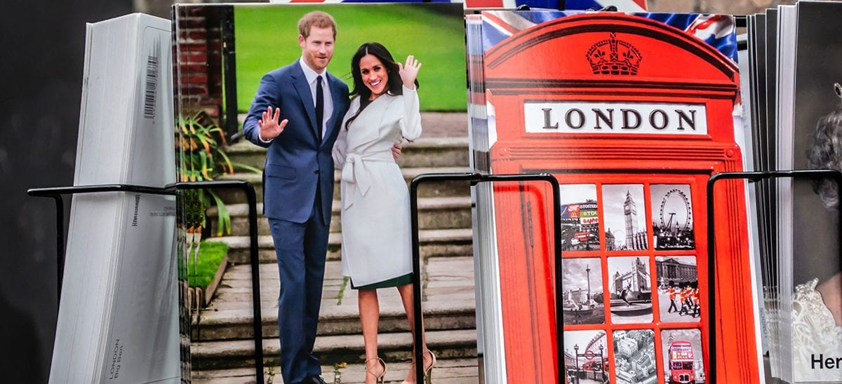 Megxit, News, The 'megxit' effect on the .UK Domain