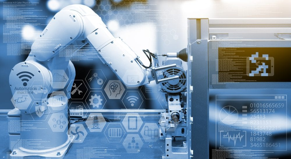 industry 4.0 with RPA
