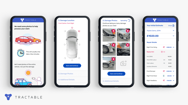 Ageas, AI, Ageas is first UK insurer to use AI to create end-to-end car damage assessments and estimates