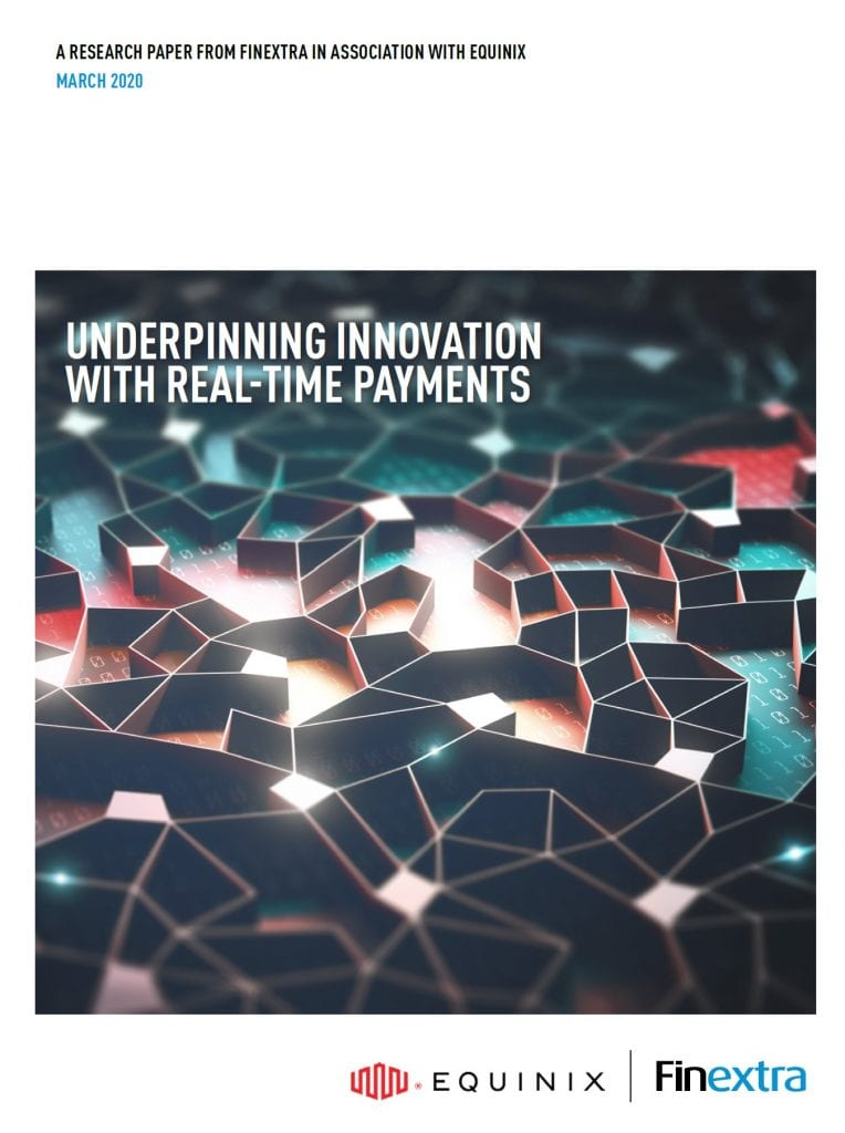 , Whitepapers, Underpinning Innovation with Real-time Payments