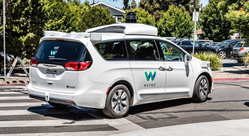 Waymo - Googles / Alphabet's new autonomous vehicle