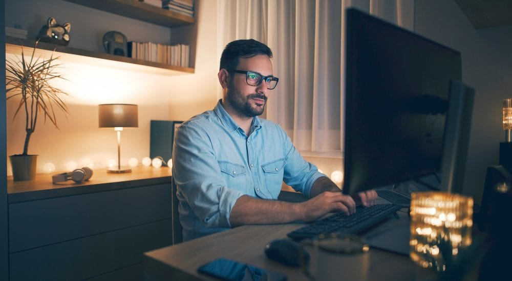 IT Workers want to stay working from home