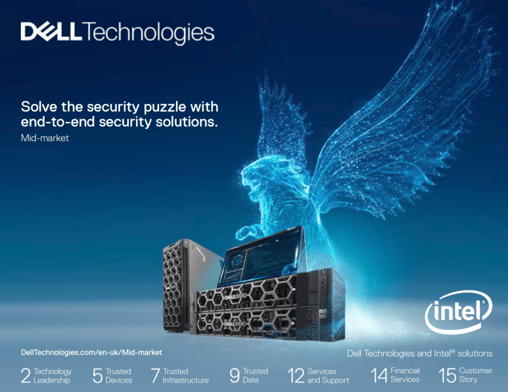 , , Solve the security puzzle with end-to-end security solutions.