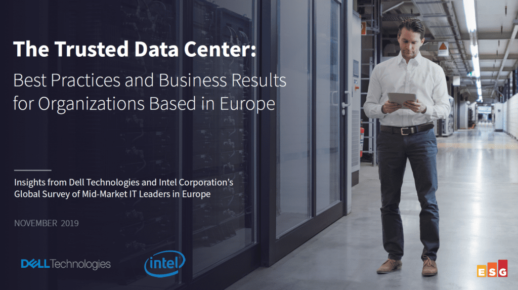 , , The Trusted Data Center