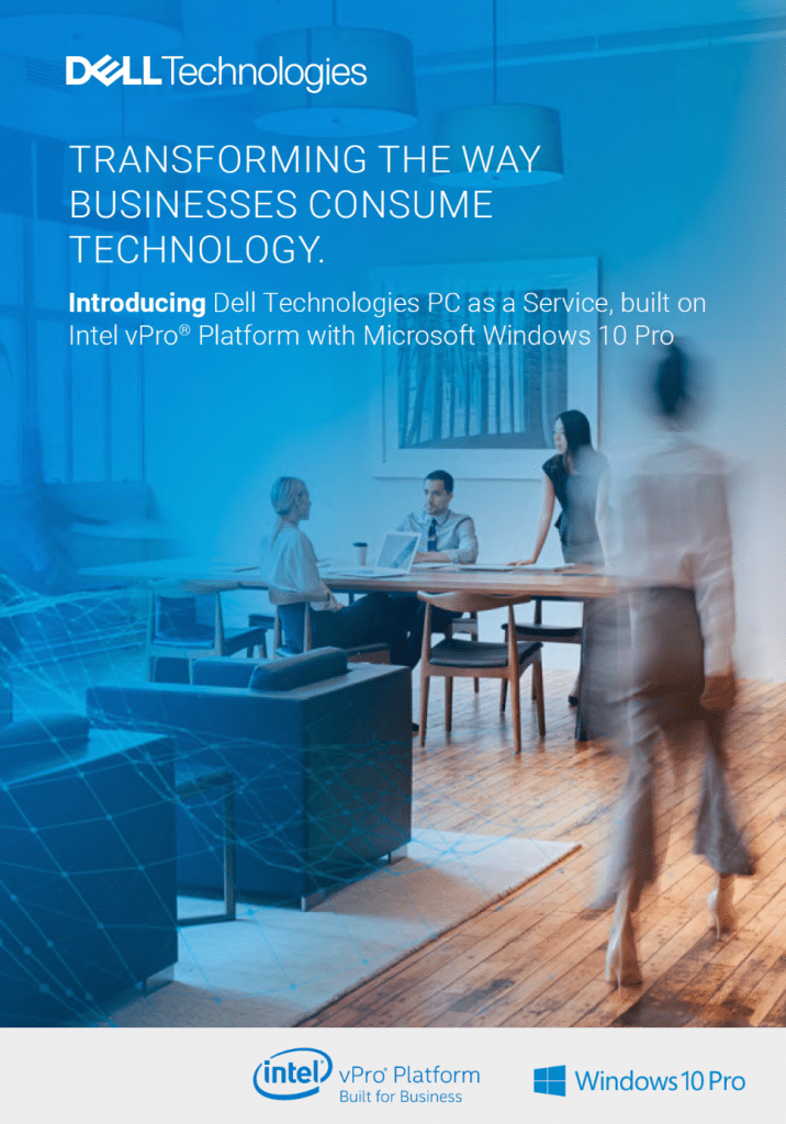 , , Transforming the way businesses consume technology