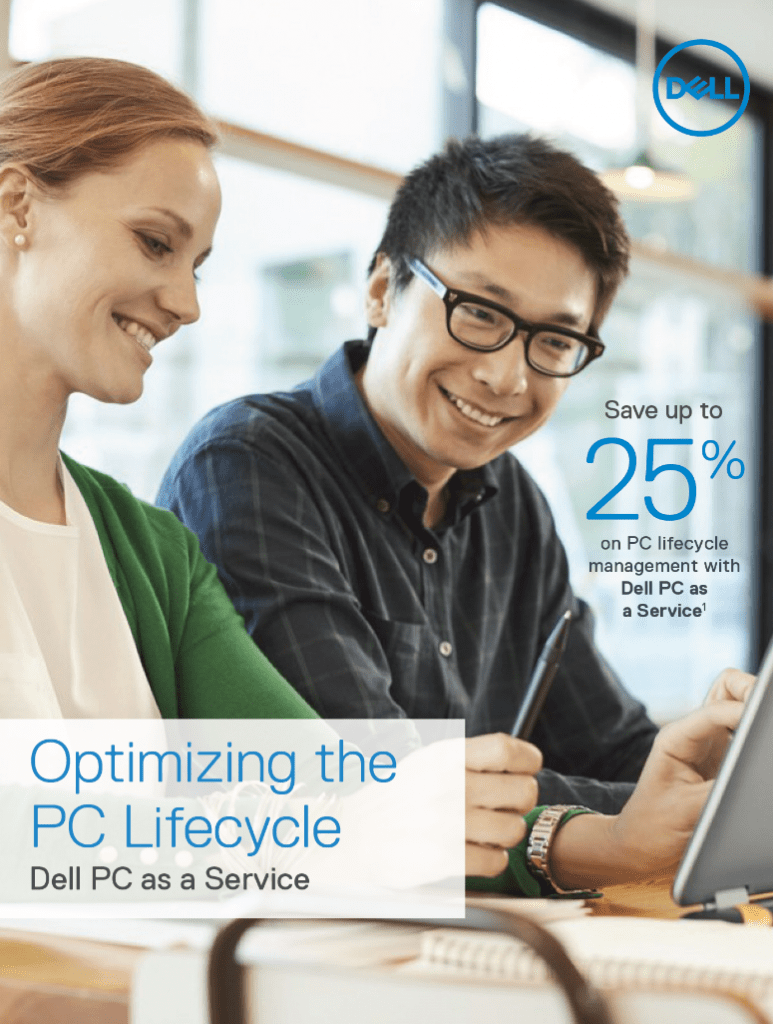 , , Optimizing the PC Lifecycle: Dell PC as a Service