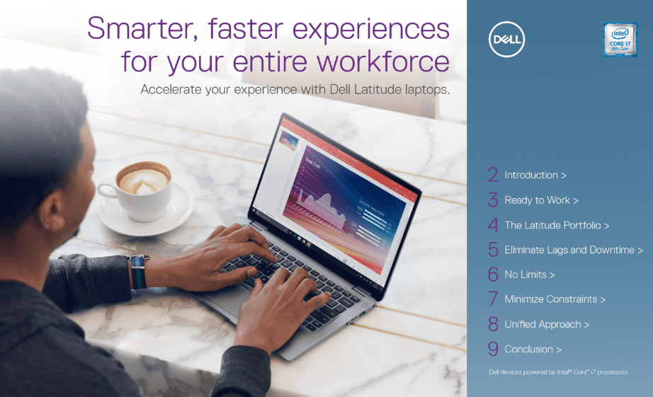 , , Smarter, faster experiences for your entire workforce