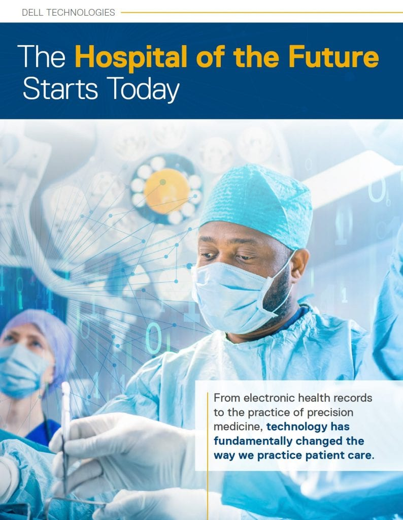 , , The Hospital of the Future Starts Today