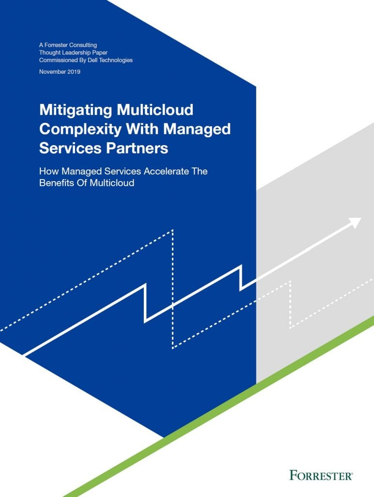 , , Mitigating Multicloud  Complexity With Managed  Services Partners