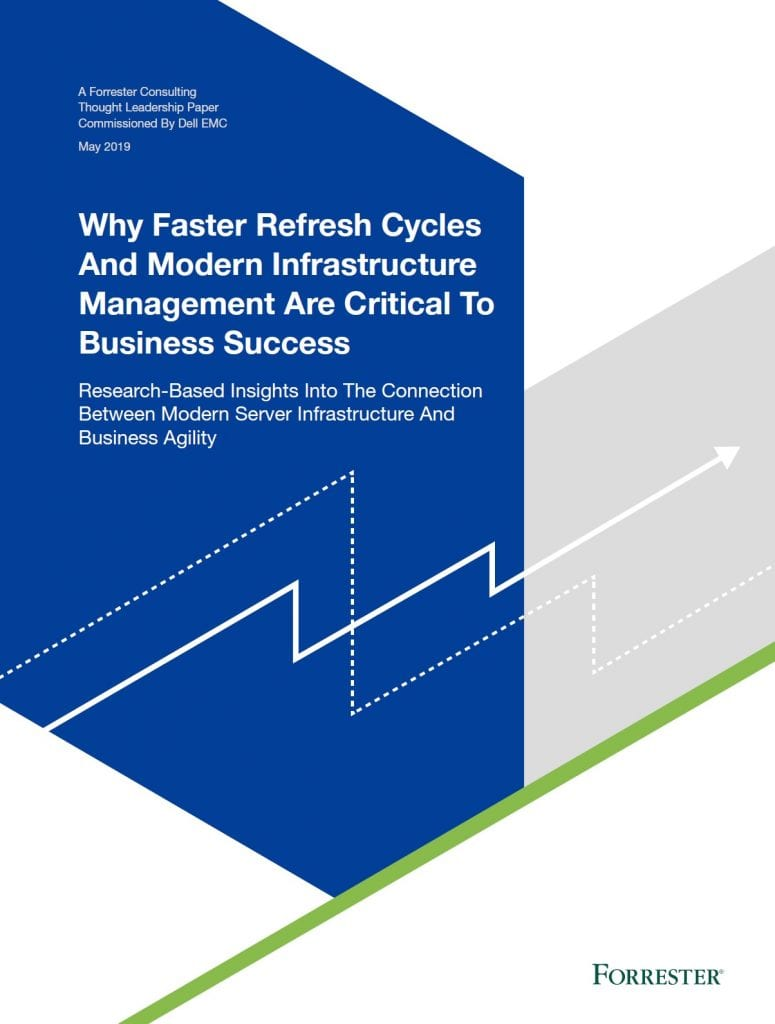 , , Why Faster Refresh Cycles  And Modern Infrastructure  Management Are Critical To Business Success