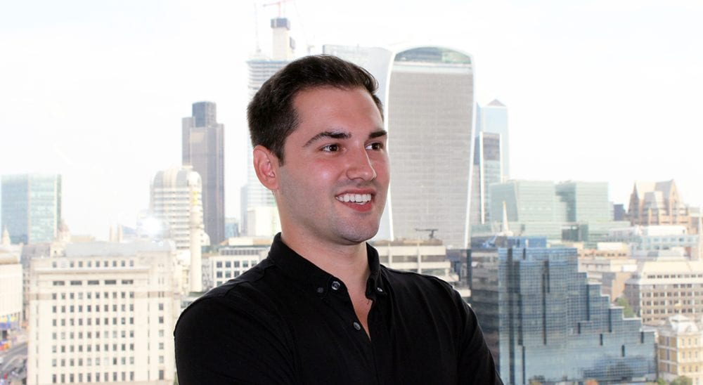 Riccardo Iannucci-Dawson CEO & Co-Founder YourKeys