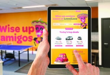 How is technology is changing the car purchasing experience for the consumer?