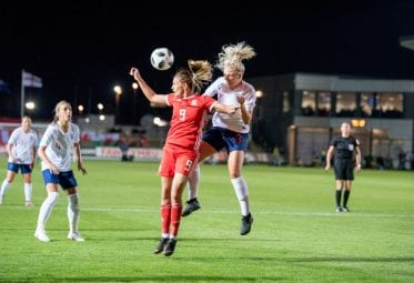 How technology and gamification can help boost women's football