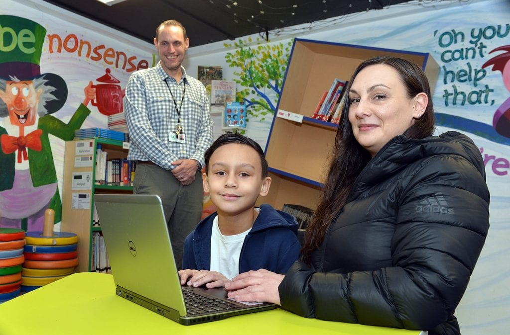 , News, Blancco and WANdisco close digital divide with Laptops for Kid