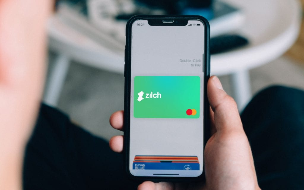 , Fintech, Zilch announces the first way to 'Tap & Pay-over-time' in the UK
