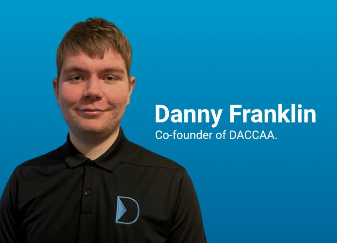 , Founder Features, Founder Feature: Danny Franklin, Founder of DACCAA