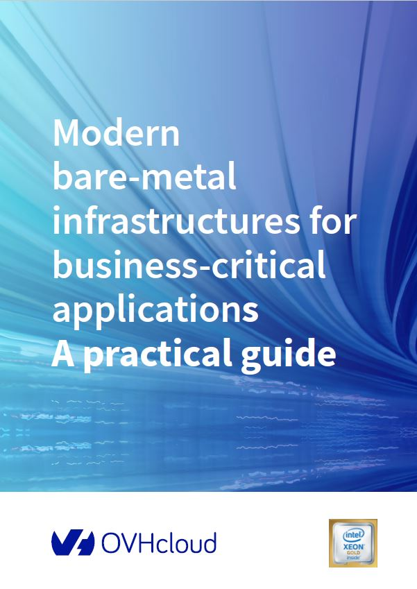 , , Modern Bare-Metal Infrastructures For Business-Critical Applications - A Practical Guide