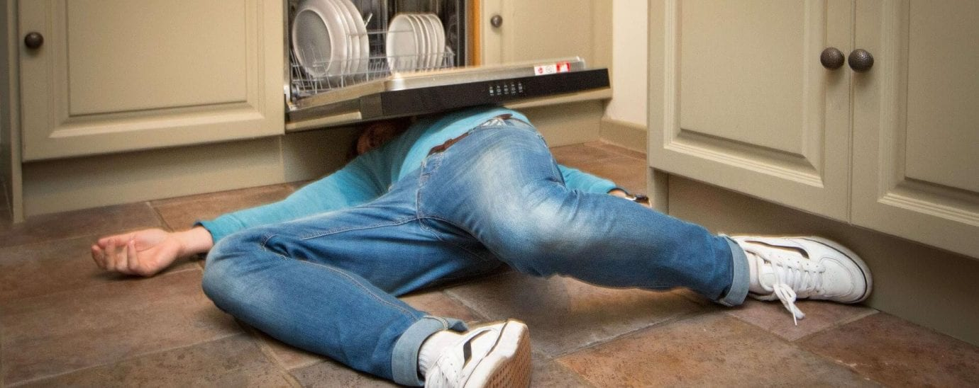 , IoT, Is Your Dishwasher Trying To Kill You?