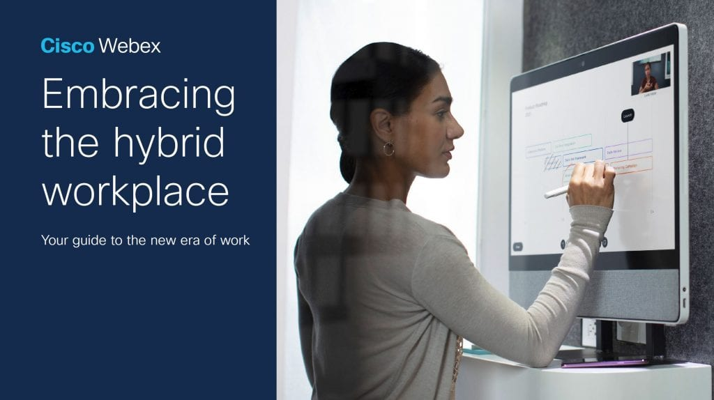 , , Embracing the hybrid workplace
