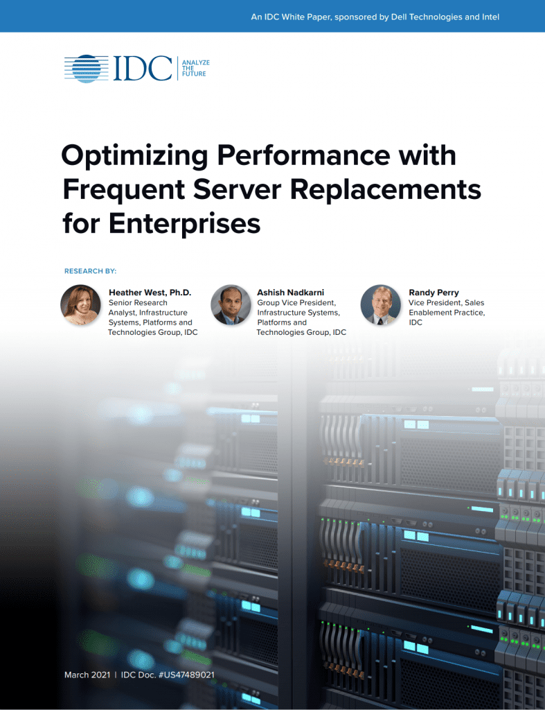 , , Optimizing Performance with Frequent Server Replacements for Enterprises
