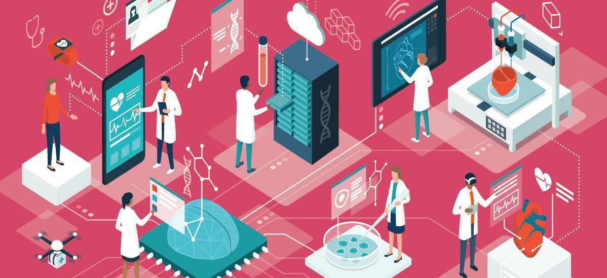 Pharma Manufacturers AI, MedTech, European and US Pharma manufacturers believe AI can help bring new drugs to market faster