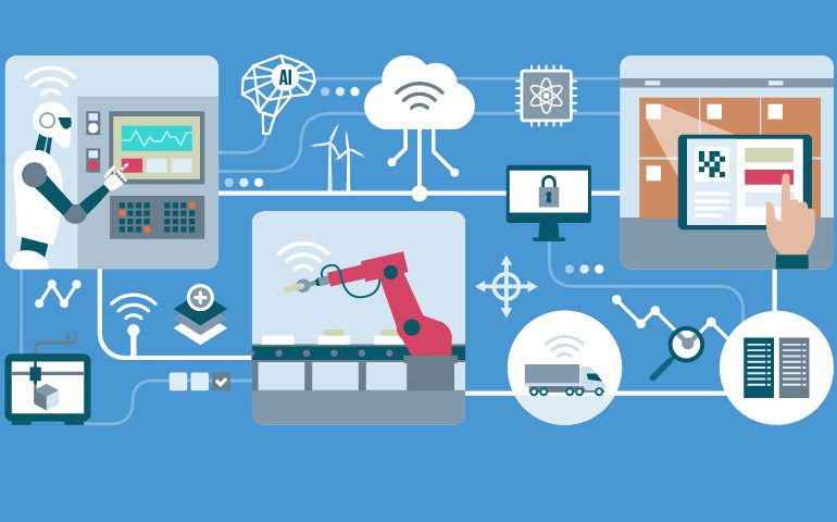 Data, Data, Unified Data Drives The Factory Of Tomorrow
